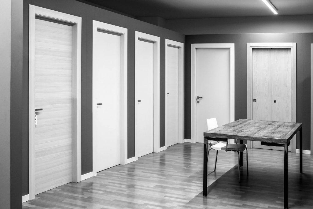 Showroom Pegorin porte