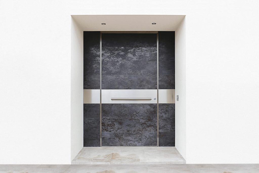 esempi di porte blindate
