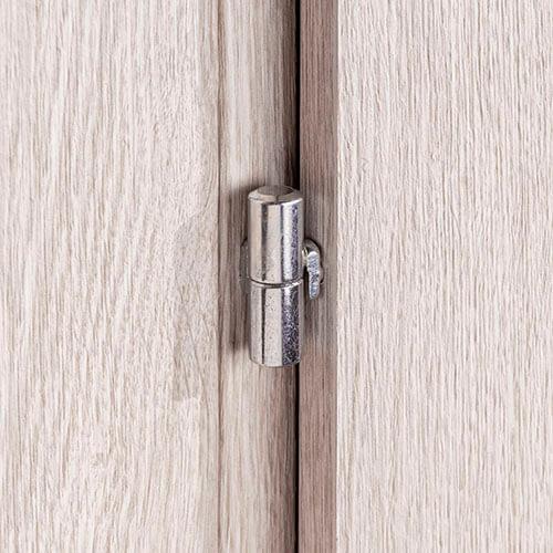 cerniera a vista per porte
