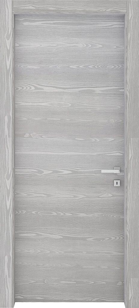 porta linea top con finitura in abete grigio
