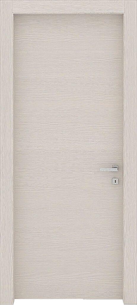 porta linea top con finitura in larice grigio