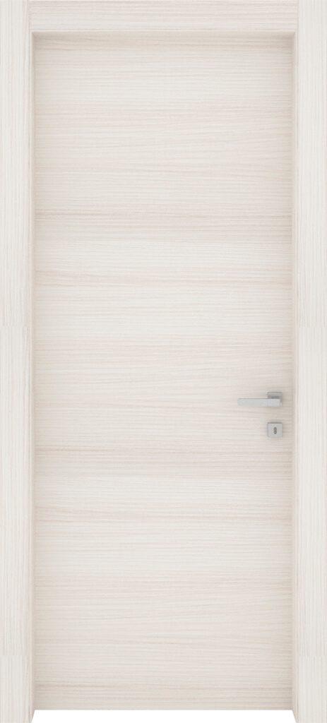 porta linea top con finitura in palissandro bianco