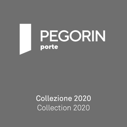 scarica il catalogo Pegorin porte 2020